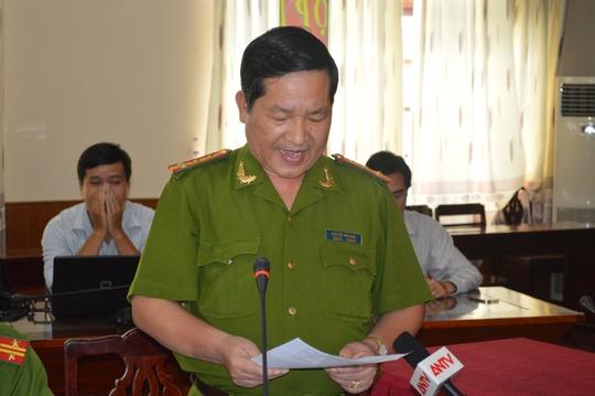 Đại tá Nguyễn Văn Định cho rằng chính ông cũng không gọi được cho 114