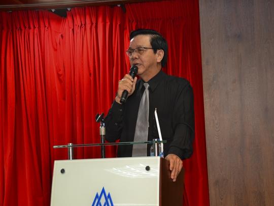 Ông Nguyễn Văn Tín - Phó Tổng biên tập Báo Người Lao Động