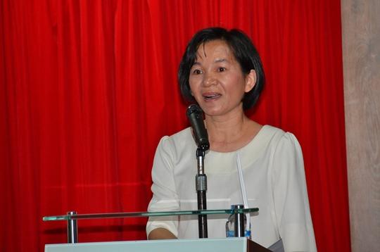 Bà Phạm Thị Xuân Nguyệt – Giám đốc Nhân sự Công ty CSC