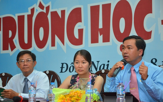 Ths Trương Tiến Sĩ, Phó trưởng Phòng Đào tạo Trường ĐH Ngân hàng TP HCM