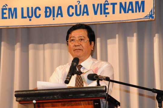 Ông Nguyễn Văn Hậu, Phó Chủ tịch Hội luật gia TP HCM cho biết sẽ đề xuất chính phủ kiện Trung Quốc ra toà án quốc tế
