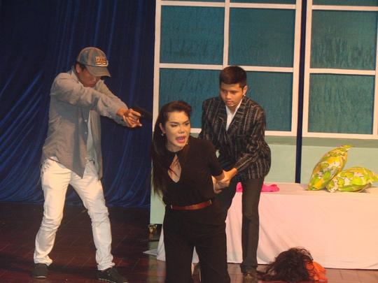 Cindy Thái Tài có một vai diễn bi kịch
