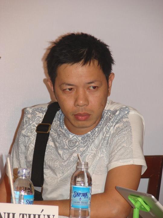 Thái Hòa, người bạn thân thiết của Đức Thịnh cũng góp mặt trong phim