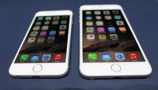 iPhone 6 - Ảnh: T.L