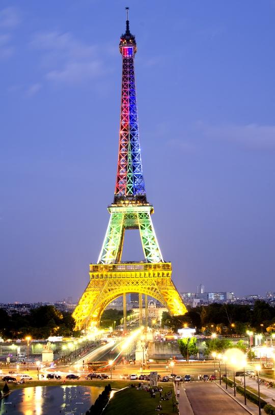 Tháp Eiffel - Biểu tượng Pháp