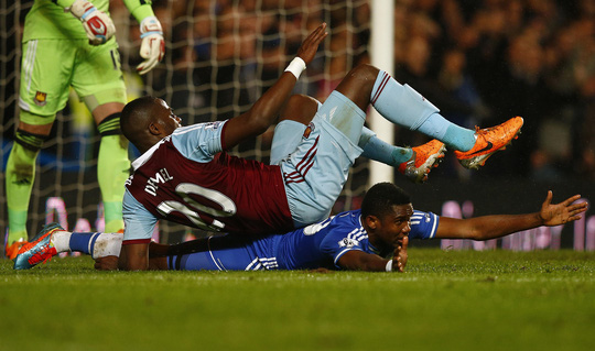 Cú vấp trước West Ham rất có thể sẽ là mở đầu cho một chu kỳ khó khăn của Chelsea sau khi bán Juan Mata
