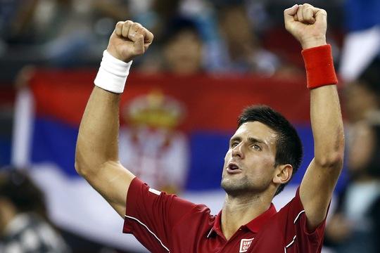Năm 2014 là khoảng thời gian tuyệt vời nhất của Djokovic