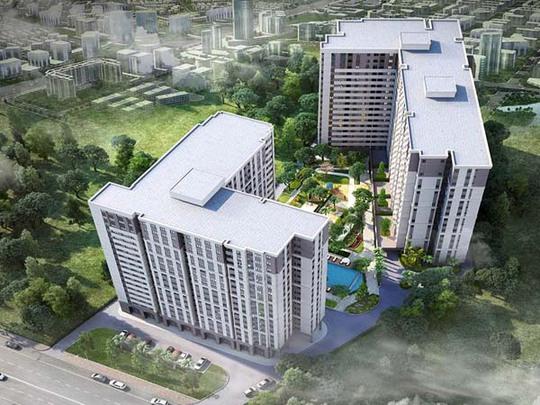Phối cảnh dự án First Home Premium Bình Dương