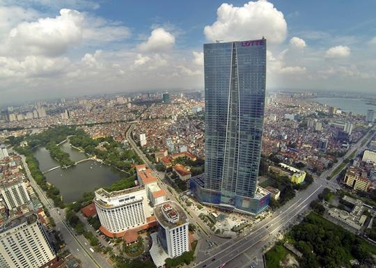 Khám phá tháp cao thứ hai Việt Nam trước ngày khánh thành