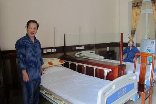 Hệ thống phòng điều trị thoáng, sạch đẹp