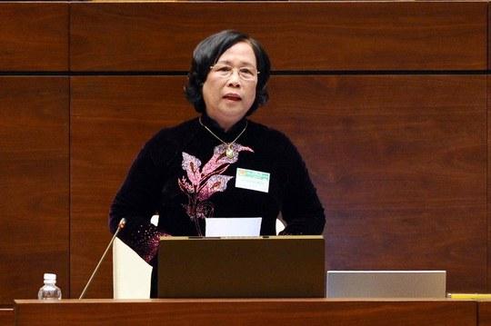 Bộ trưởng Phạm Thị Hải Chuyền cho biết trong 78.000 lao động nước ngoài ở Việt Nam, phần đông là lao động kỹ thuật, số ít không có kỹ thuật là lao động của Trung Quốc
