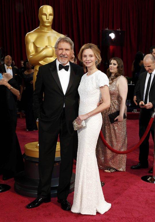 Harrison Ford và vợ