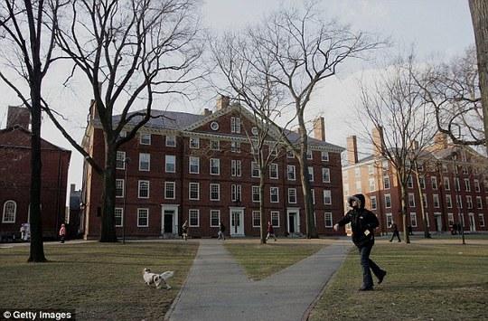 ĐH Harvard xếp đầu với thang điểm 100