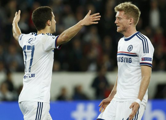 Eden Hazard là điểm sáng hiếm hoi của Chelsea