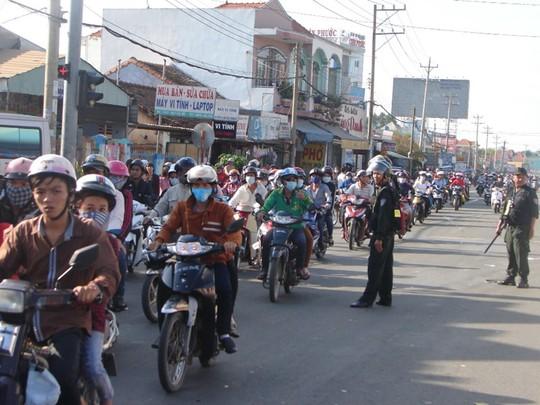 Ban giám đốc KDL Đại Nam cho biết hôm nay đã đón lượng khách lên đến gần 500.000 lượt du khách.