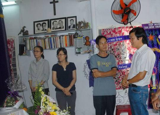 Đồng nghiệp tiếc thương nghệ sĩ nhiếp ảnh Vũ Hân