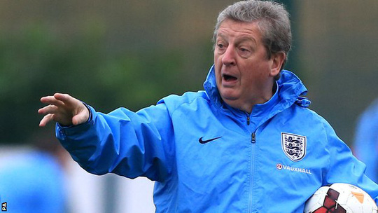 HLV Roy Hodgson