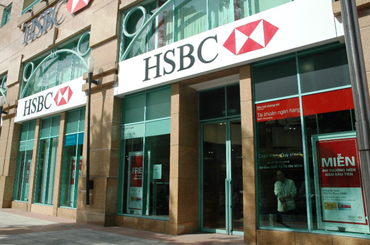HSBC đạt giải thưởng do Euromoney bình chọn