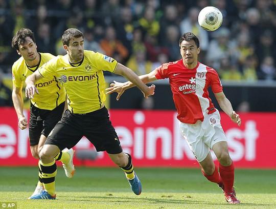 Mats Hummels (trái)