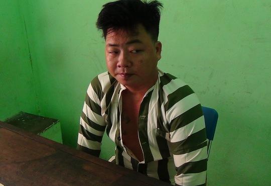 Huỳnh Văn Vinh, đối tượng nổ súng tại nhà hàng 191 Quốc lộ 13, phường 26, quận Bình Thạnh – TP HCM vào rạng sáng 18-9.