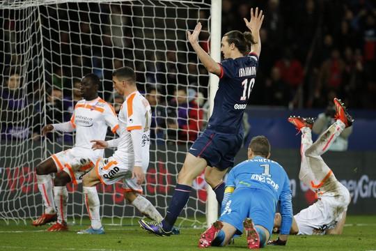 Ibrahimovic đã có màn trình diễn cực kỳ xuất sắc với