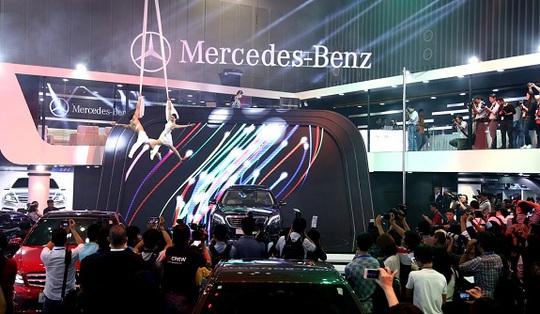 Sau màn ra mắt ấn tượng tại Việt Nam, S-Class cũng đạt được thành công về doanh số