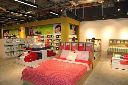 Cửa hàng Goal tại tầng 4 TTTM Crescent Mall