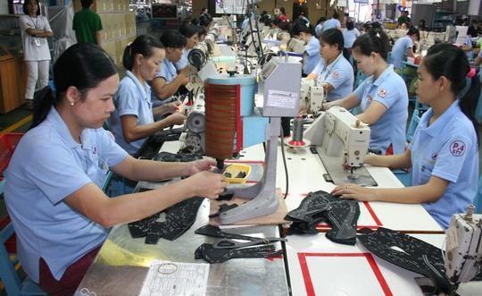 Hoạt động nữ công ở Công ty Việt Nam Samho hướng đến mục tiêu chăm sóc thiết thực cho lao động nữ