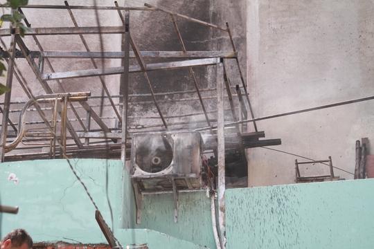 Hàn bất cẩn gây hỏa hoạn