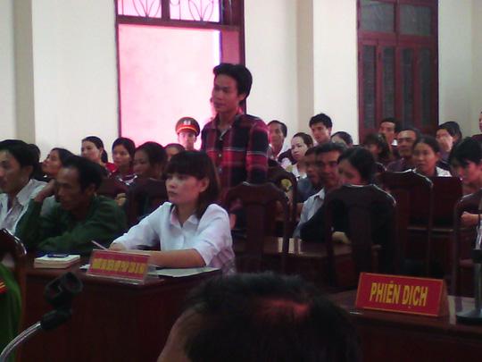 Anh Đỗ Văn Hiền kể lại việc trốn thoát