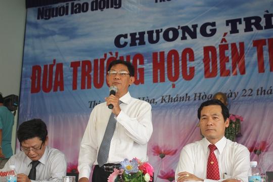 Thầy Nguyễn Đức Nghĩa thông tin về các điểm mới trong kỳ tuyển sinh ĐH-CĐ 2014