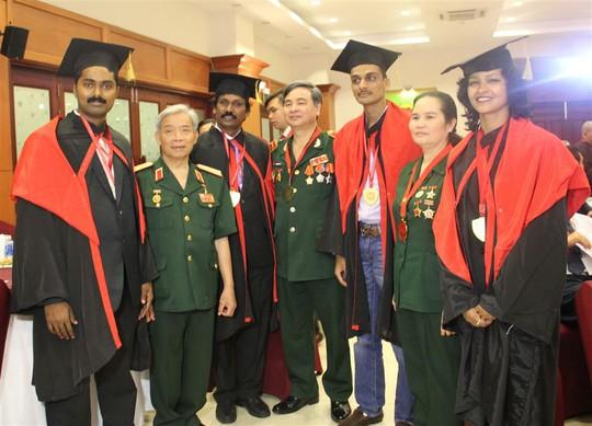 Những tiến sĩ danh dự đến từ Ấn Độ