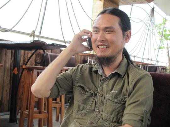 Họa sĩ Phan Vũ Linh, người giúp công an phát họa chân dung cô gái bắt cóc