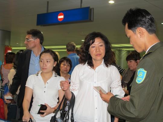 Lực lượng an ninh sẽ thẩm tra ngẫu nhiên 10% hành khách tránh trường hợp gian lận giấy tờ