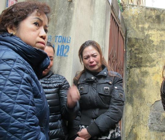 Người nhà các nạn nhân bàng hoàng trước tin dữ