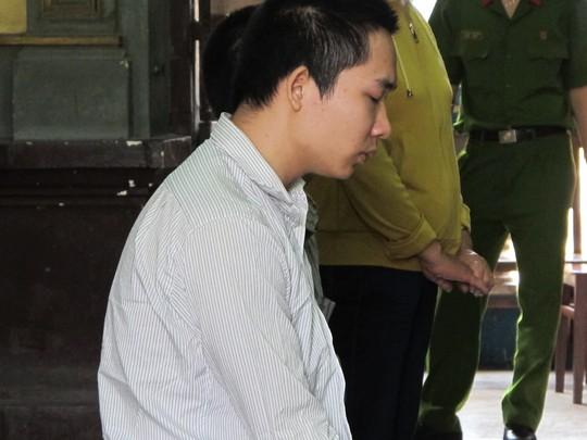 Bị cáo Hưng tại phiên phúc thẩm