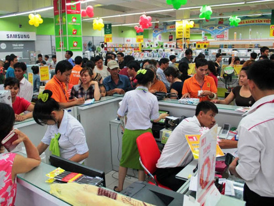 Ngắm đại siêu thị đầu tiên ở Bình Định