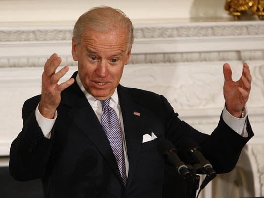 Вице-президент США Джо Байден объявил о своих президентских планах