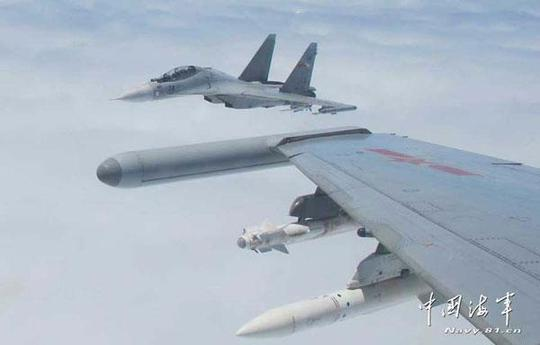 China's East Sea Fleet has successfully expelled foreign military planes from Chinese air space. The People's Liberation Army Daily said that the incident occurred on Friday, the first day of the Lunar New year.