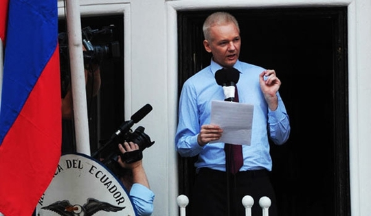 Assange May Stay in Ecuador Embassy Forever as £6 mln Policing Bill Keeps Growing