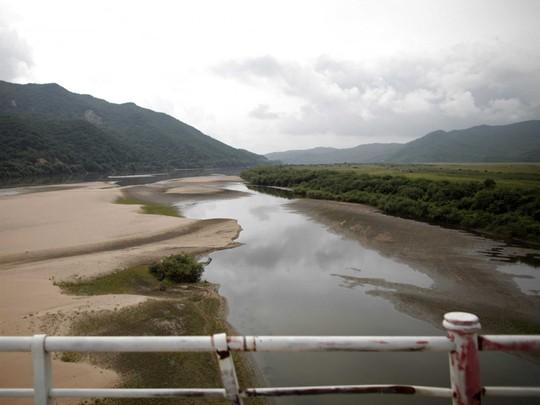 China Tumen River north korea