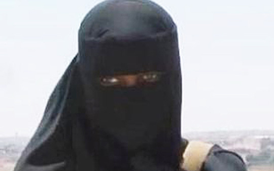 Khadijah Dare has urged other young women from London to join her in Syria, it is thought to have converted to Islam in her mid-teens