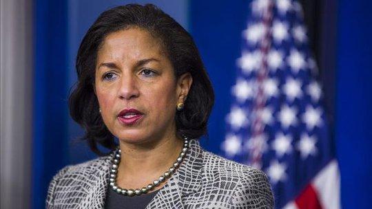 Susan Rice viaja a China para reuniones previas a la visita de Obama