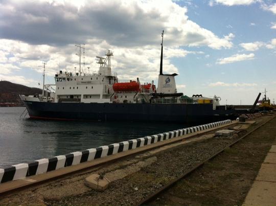 Port of Zarubino
