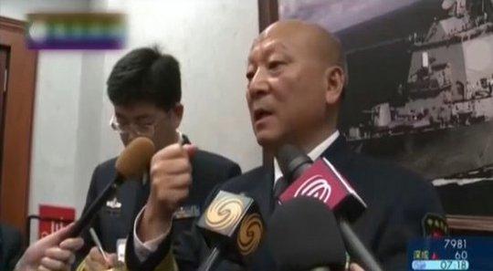视频截图:吴胜利接受采访。