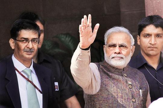 We have diplomatic bandwidth to accommodate both US, China: Narendra Modi