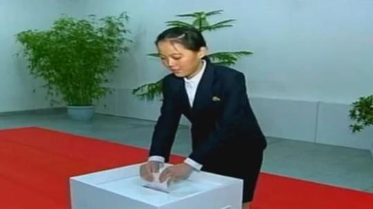 Kim Yo Jong, the sister of North Korea leader Kim Jong Un. (Supplied)