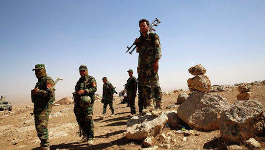 The Iraqi Kurdistan Parliament has approved sending Kurdish Peshmerga forces to the Syrian town of Kobani, besieged by Islamic State (IS) militants, the Patriotic Union of Kurdistan (PUK) said on its official website Thursday.