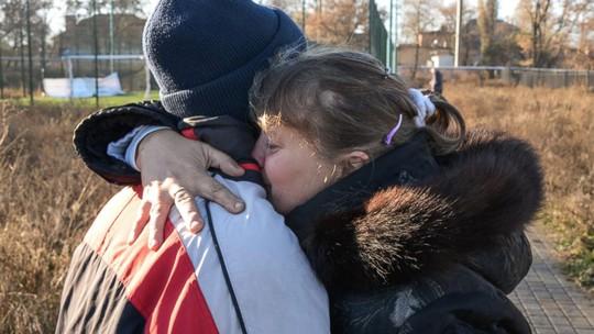 Ukraine School Deaths