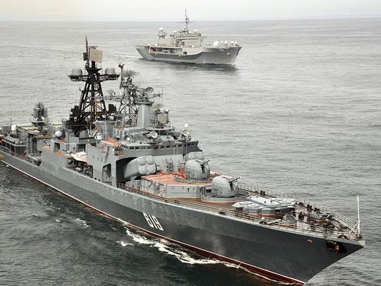 File:Russian navy anti-submarine ship Severomorsk.jpg
